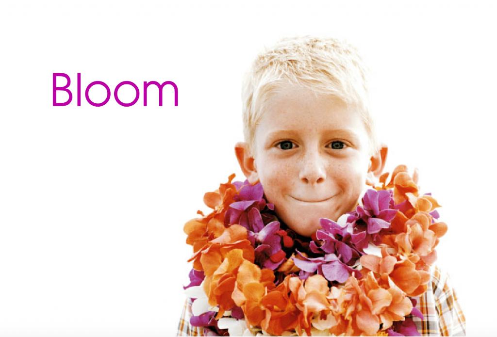 First Logo Bloom
